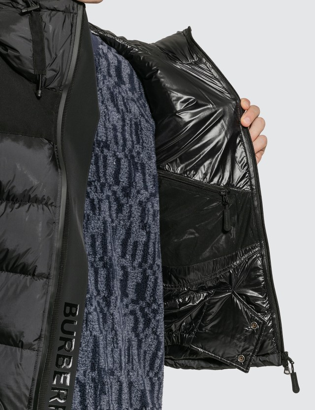 Burberry Down Winslow Hooded Vest