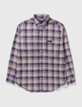 Thisisneverthat Plaid Twill Shirt Picture