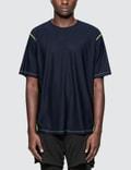 Every Second Counts x Kazuki Kuraishi Neon Stitch S/S T-Shirt Picture