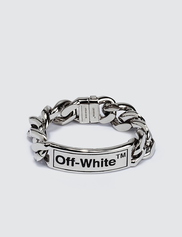 Off-White Sweetheart Bracelet