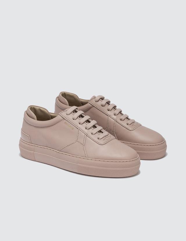 Axel Arigato Platform Leather Sneakers