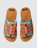 Suicoke OLAS-ECS Sandals Tan Men