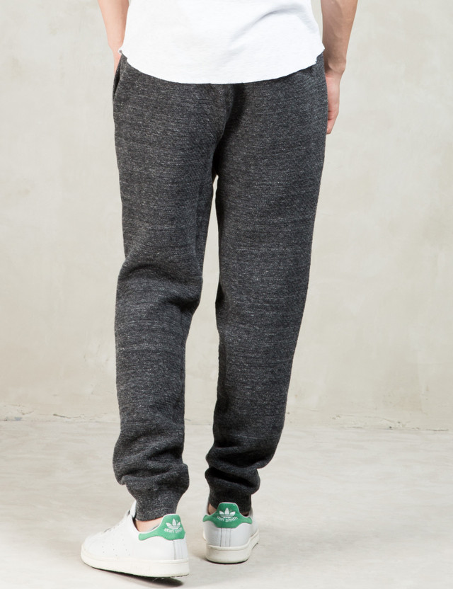 b78f2c26450 Wings + Horns - Black Cabin Fleece Sweat Pants | HBX