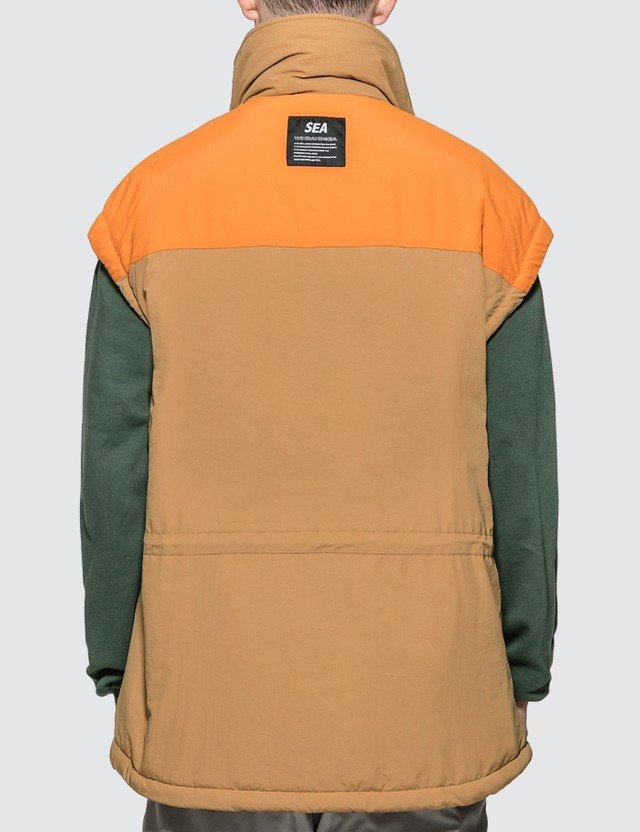 Wind And Sea Detachable Sleeve Blouson