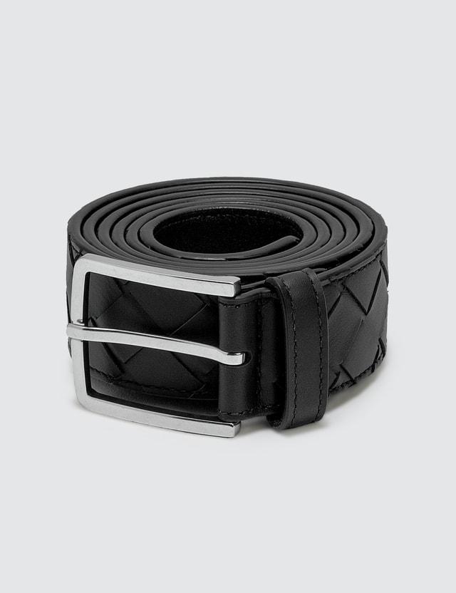 Bottega Veneta Light Calf Belt