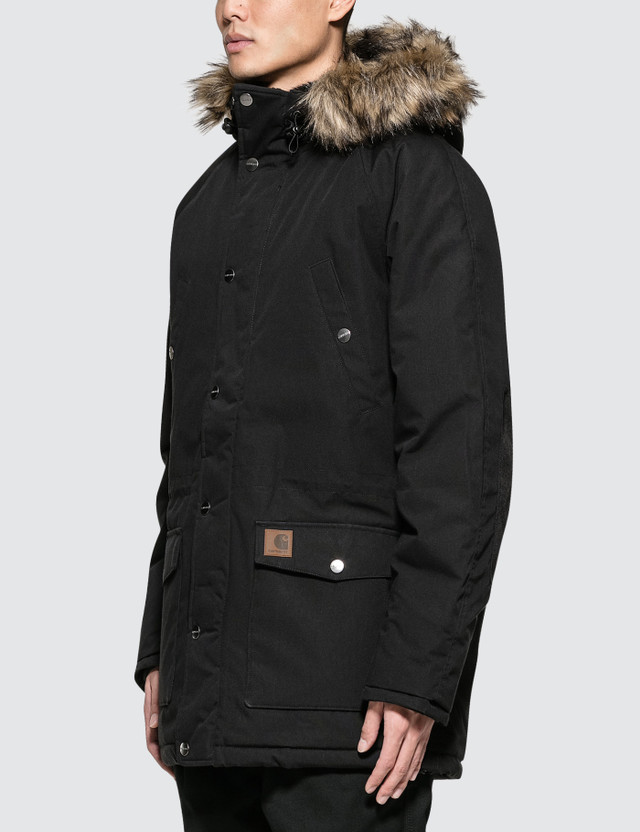 Carhartt Work In Progress Trapper Parka