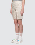 Aalto Paneled Short Silm Fit Pants