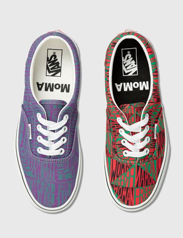 Vans Vans x MoMA Era (moma) Faith Ringgold/true White Women