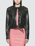Helmut Lang Pocket Leather Jacket Picutre