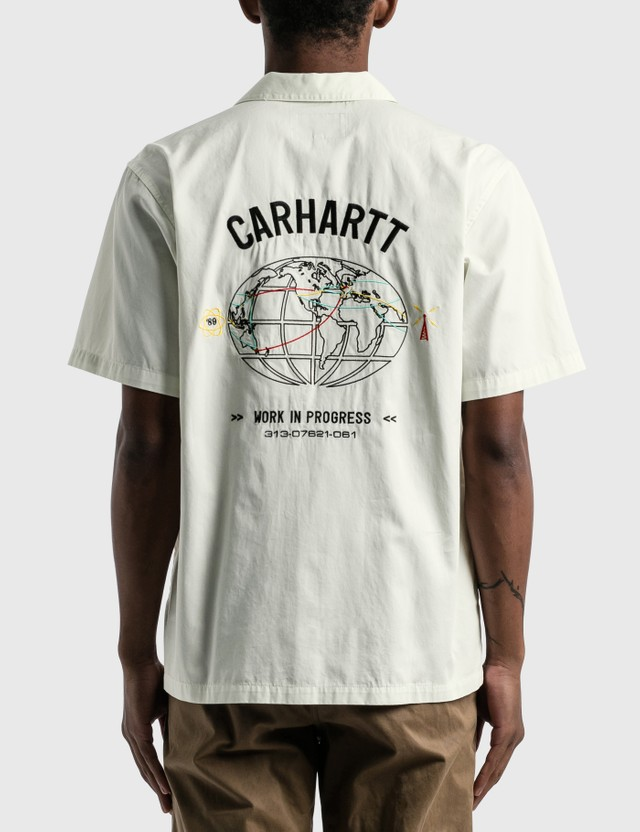 Carhartt Work In Progress Cartograph Shirt
