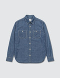 Visvim Visvim Chambray Shirt Picture