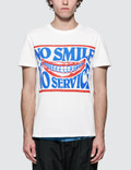 Stella McCartney No Smile No Service Print S/S T-Shirt Picture