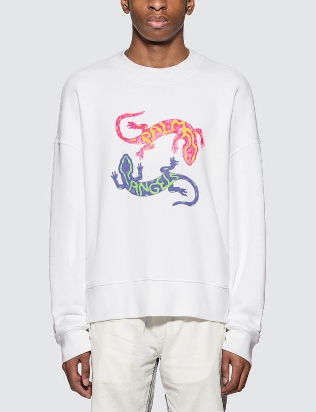 Palm Angels Geckos Sweatshirt