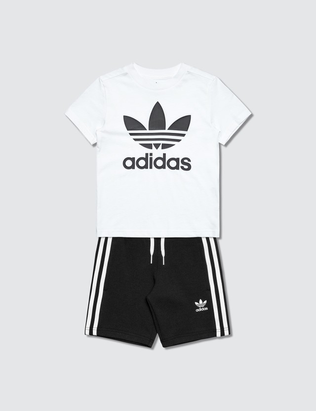 Adidas Originals Unisex Short T-Shirt Set