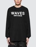 Marcelo Burlon Waves Surf L/S T-Shirt Picture