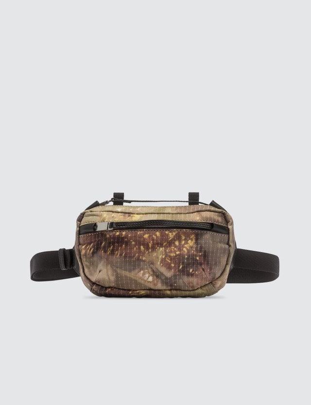 1017 ALYX 9SM Small Waist Pouch Bag Mty0001-camo Green Men