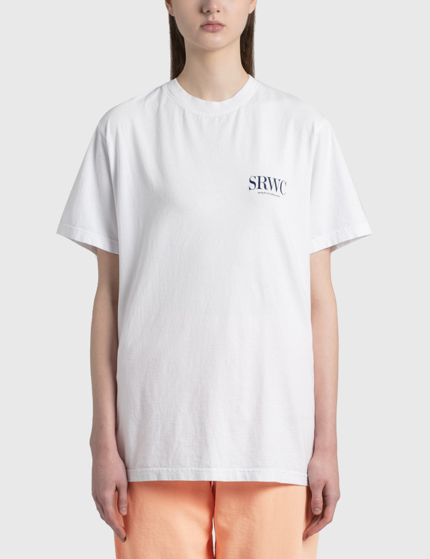 Sporty And Rich T-shirts UPPER EAST SIDE T-SHIRT