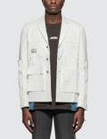 C2H4 Los Angeles Utility Tailor Jacket Picutre