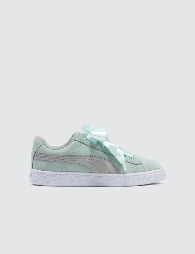 Puma Suede Heart Radicals Kids
