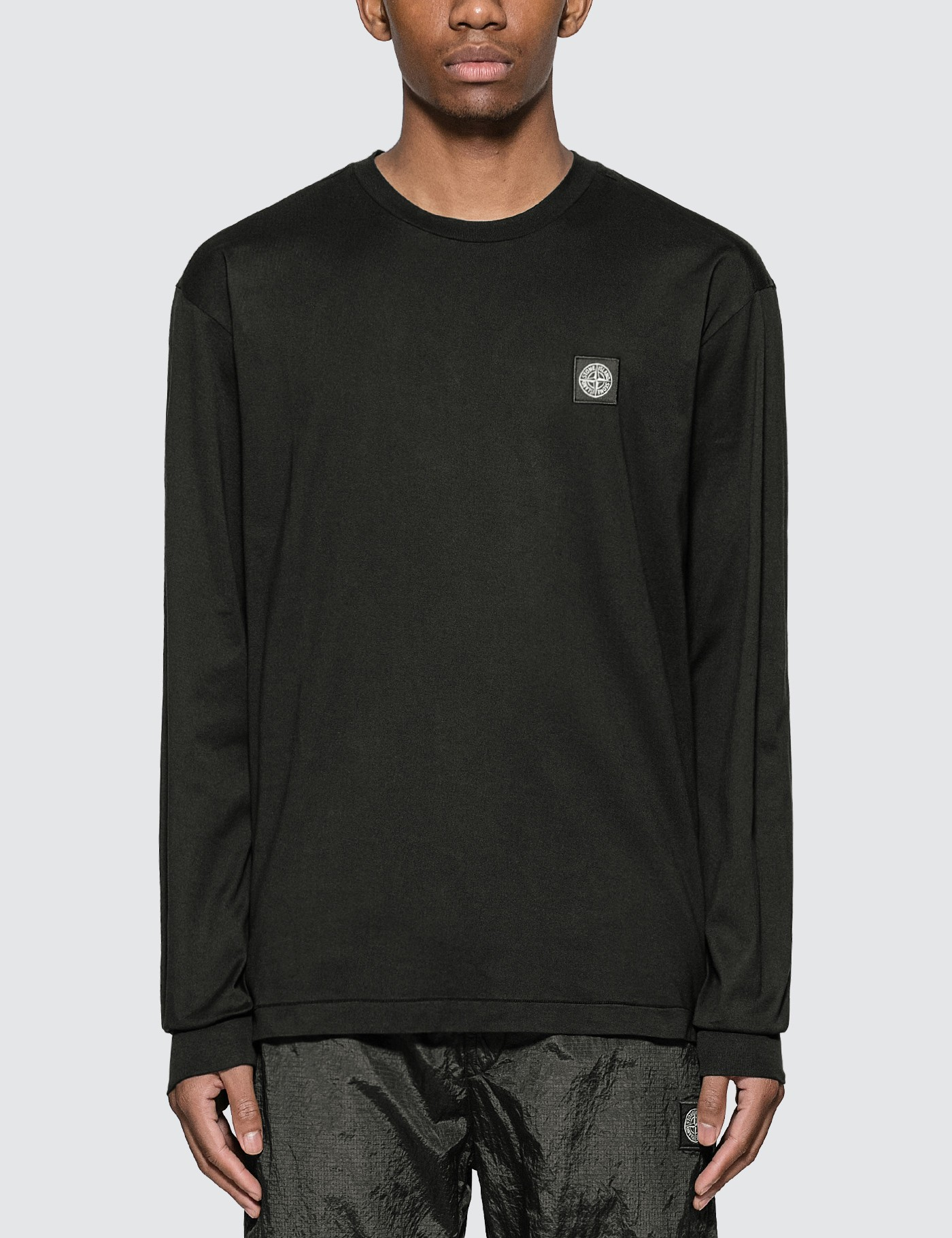 Pocket Long Sleeve T-Shirt