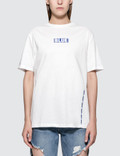 SJYP Logo Box Short Sleeve T-shirt Picture