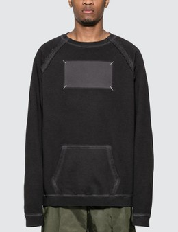 Maison Margiela 'Memory of' Label Sweatshirt