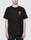 Brain Dead Earth On Fire S/S T-Shirt Picture
