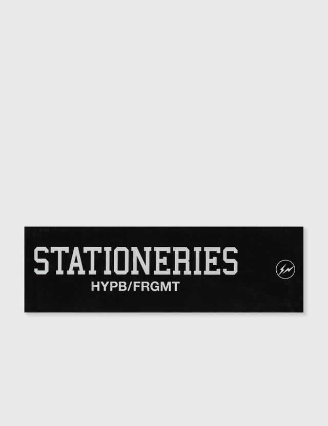 Stationeries by Hypebeast x Fragment HYPB/FRGMT Packing Tape Black Unisex