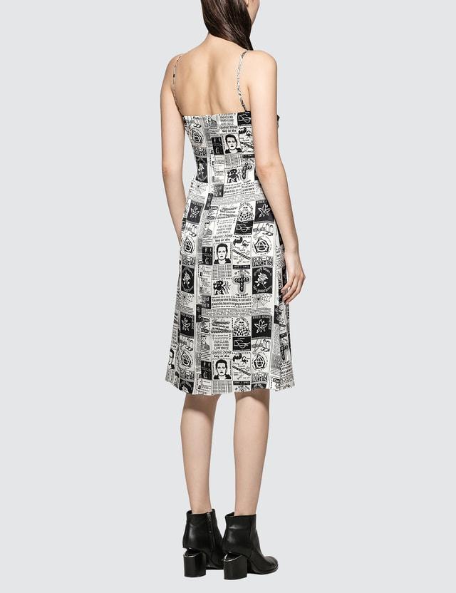 Ashley Williams Slip Silk Dress