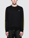 Stella McCartney Sweatshirt with Gold Piping Picutre