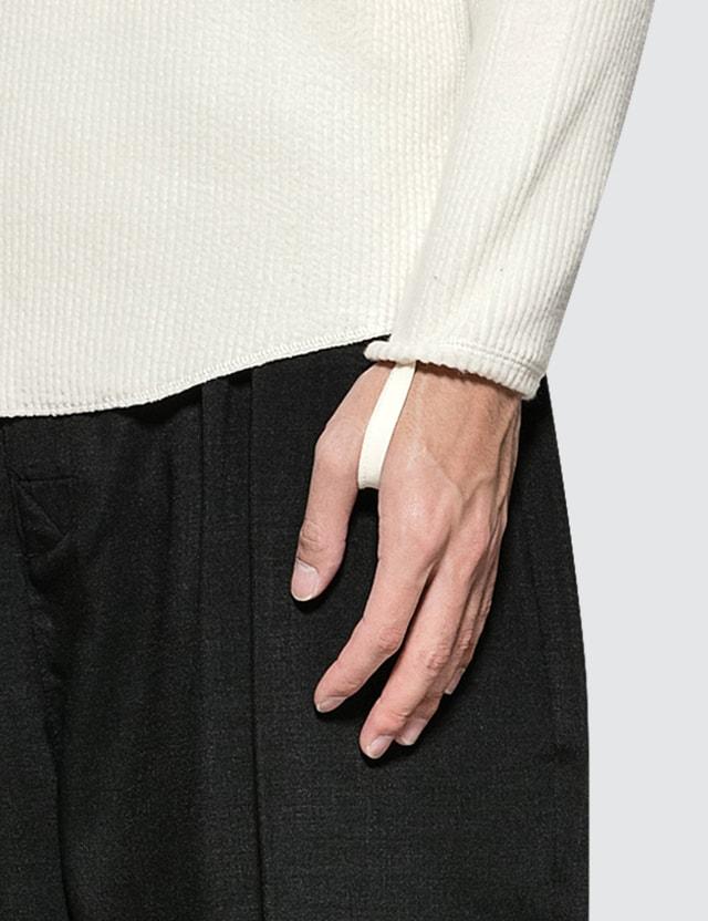 Sasquatchfabrix. Knit Corduroy Turtleneck