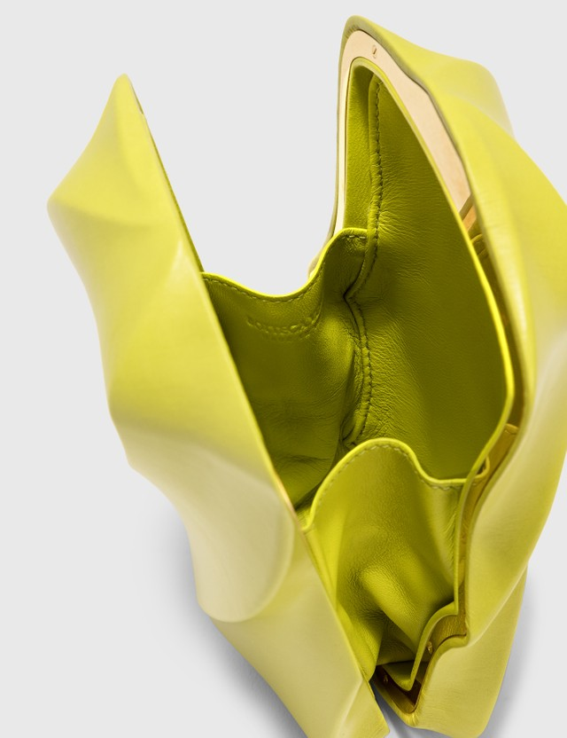 Bottega Veneta BV Whirl Kiwi-gold Women