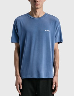 We11done We11done Oversized Jersey T-Shirt