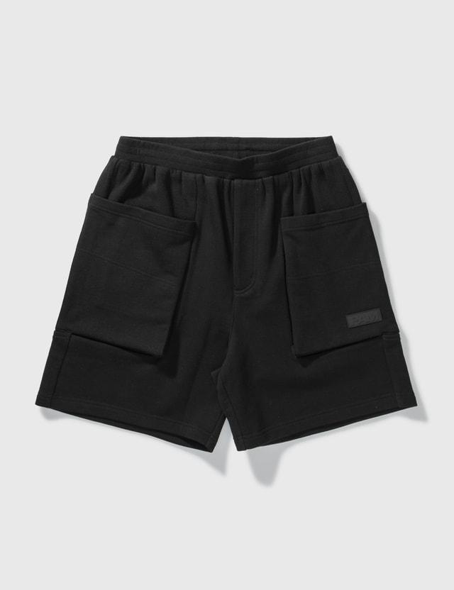 Perks and Mini NU/AGE Hackerz Shorts Black Men