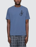 JW Anderson Anchor Print S/S T-Shirt Picture