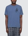 JW Anderson Anchor Print S/S T-Shirt Picutre