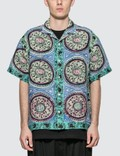 JW Anderson Mystic Paisley Short Sleeve Shirt Picture