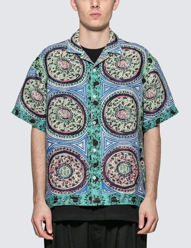 JW Anderson Mystic Paisley Short Sleeve Shirt