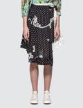 Loewe Paula Plumetis Skirt Picture