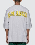 Palm Angels New College Logo Oversized T-Shirt