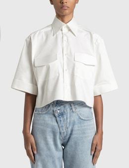 Woera Safari Cropped Shirt