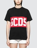 GCDS Macro Logo Band T-shirt Picture