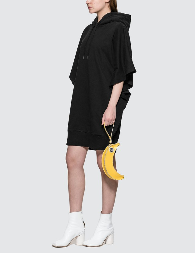 MM6 Maison Margiela Banana Clutch