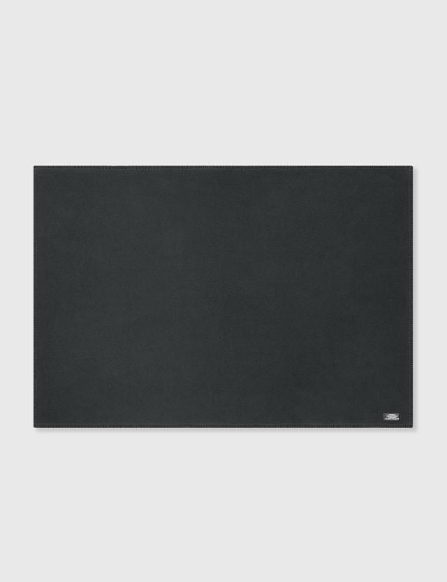Stationeries by Hypebeast x Fragment HYPB/FRGMT Antistatic Blanket Black Unisex