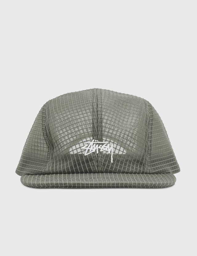Stussy Grid Mesh Warm Up Cap
