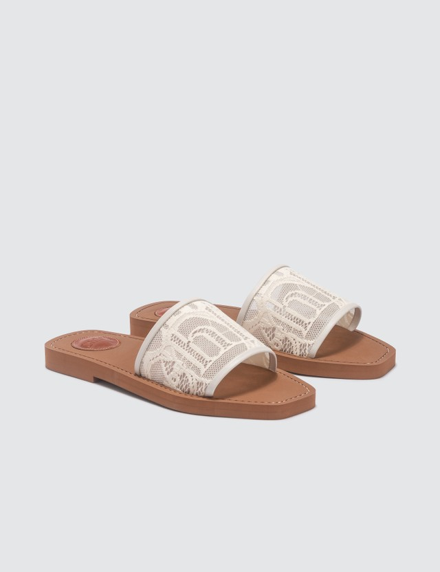 Chloé Woody Flat Mule