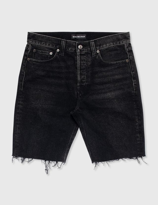 Balenciaga Balenciaga Shorts Black Archives