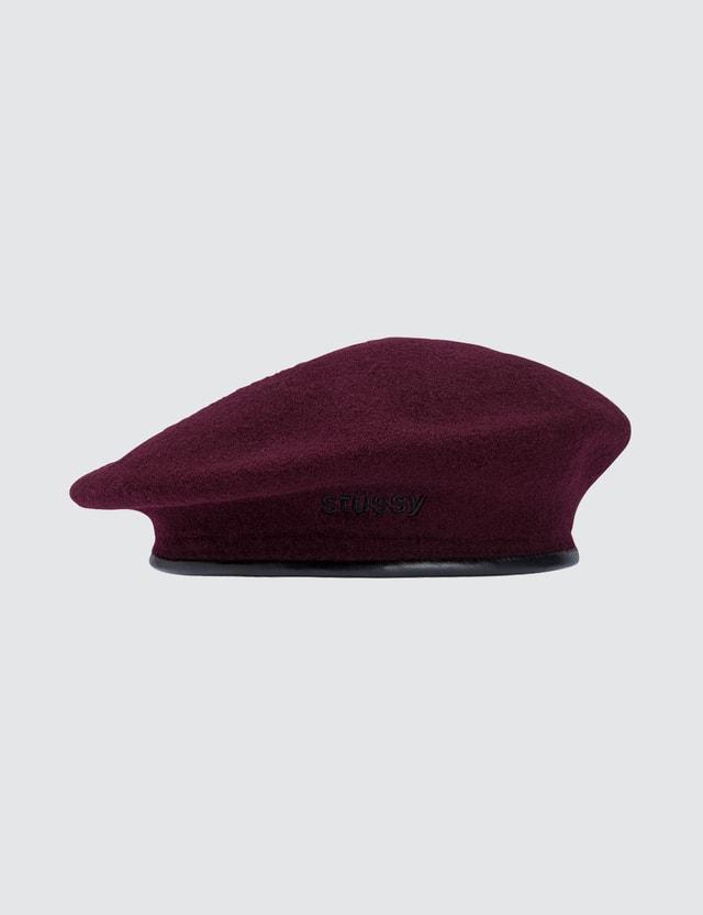 59137a1e0e93b Stussy - Military Beret