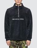 MKI Miyuki Zoku Sherpa Quarter Zip Pullover Picture