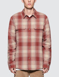 John Elliott Quilted Lined Shirt Picture